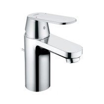 Grohe Eurosmart Single Hole Bathroom Faucet with Single Lever Handle -