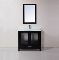 "Madrid 32"" Bathroom Vanity Espresso"
