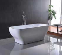 "Panama 67"" Freestanding Bath Tub"