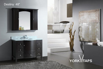 "Destiny 48"" Bathroom Vanity"