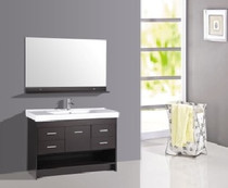"Grace 48"" Single Sink Bathroom Vanity"