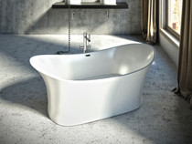 Mirolin Sussex  Freestanding Bath Tub 71""