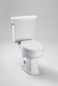 Toto Eco Promenade Toilet, Round Bowl - 1.28 GPF - SanaGloss
