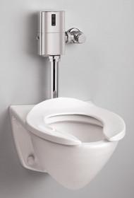 Toto Commercial Flushometer HET, 1.28 GPF - ADA