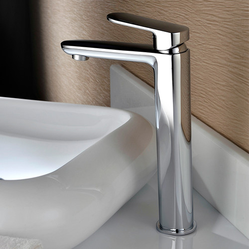 Royal Windsor Tall Single Hole Bathroom Faucet