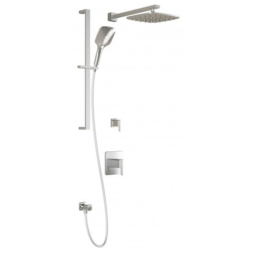 Kalia Grafik TD 2 Way Thermostatic Shower System
