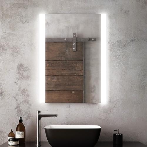 "Kalia Accent Illuminated LED Anti Fog Mirror 24"" x 32"""