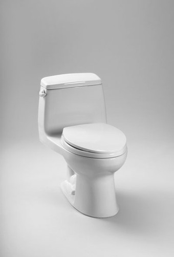 Toto Eco UltraMax Toilet One Pc 1.28 GPF Elongated