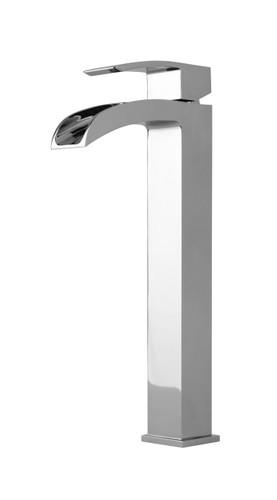 Rubi Kaskad Single Hole TALL Basin Faucet RKA11BX