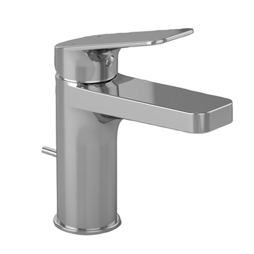 Toto Oberon S Single Handle Bathroom Faucet with Drain Chrome