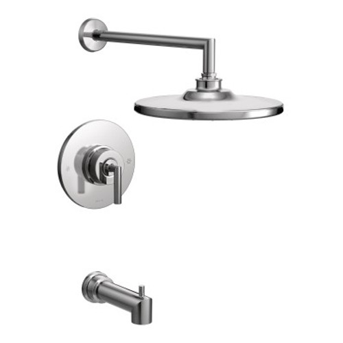 Moen Arris Chrome Posi-Temp® Tub/Shower System Complete TS22003