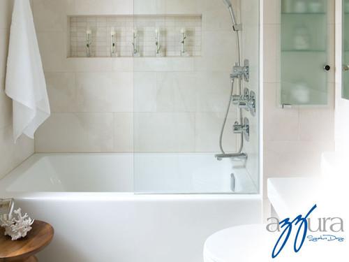 """Mirolin Corra Skirted Bath tub  66"""" x 34"""" x 20"""" RH"""