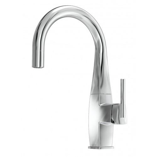 Kalia ELITO JUNIOR Pull-down Spray Kitchen Faucet Chrome Finish