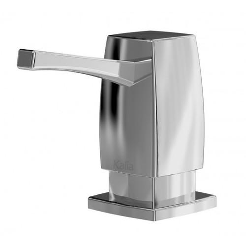 Kalia ELITO Soap Dispenser Chrome Finish