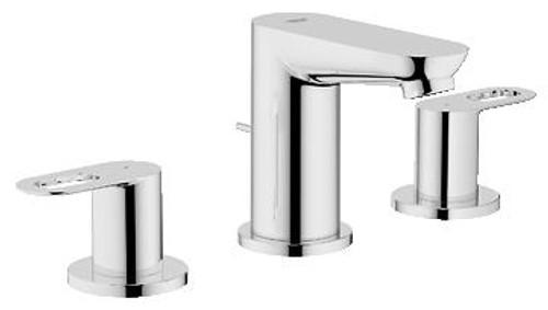 Grohe BauLoop 8'' Widespread Bathroom Sink Faucet