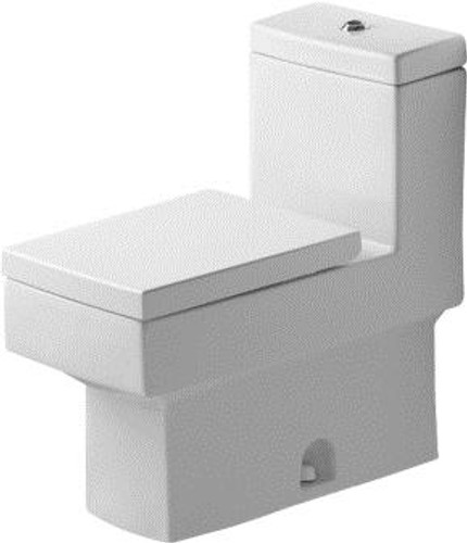 Duravit Vero 1 Piece Toilet, Alpine White