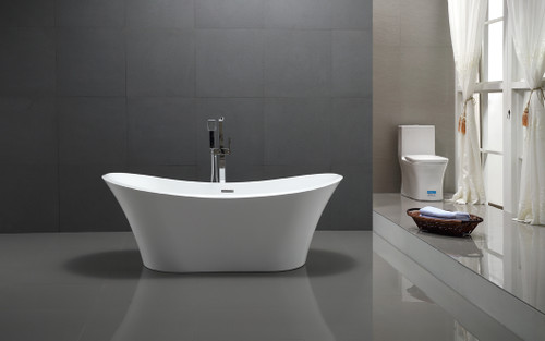 "Bahamas Freestanding Bath Tub 71"""