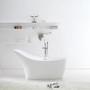 "Acritec Bianca 67"" Freestanding Bathtub"