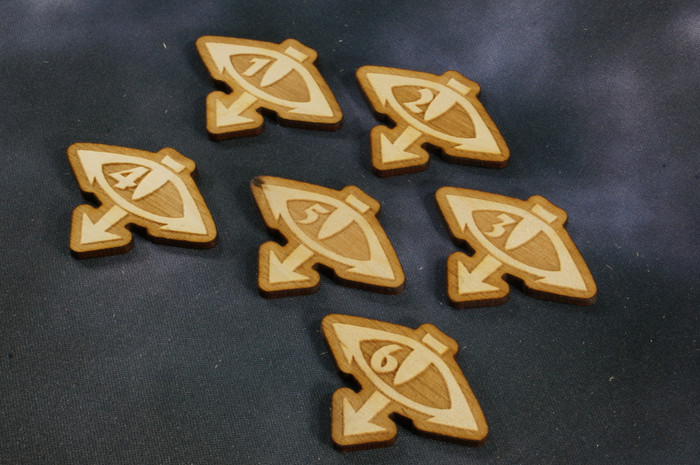 Objective Markers - EOH