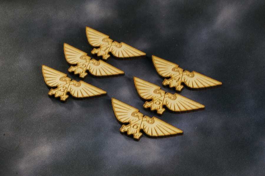 Objective Markers - Eagle