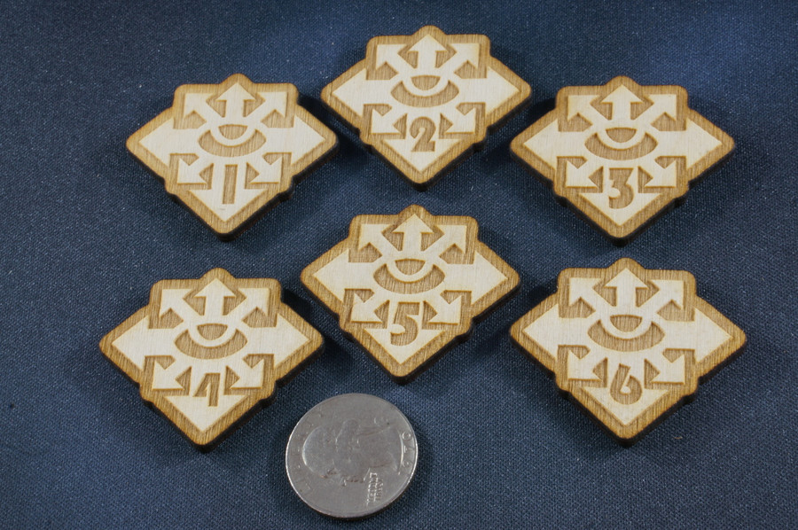 Objective Markers - BL