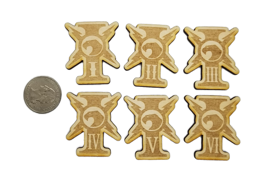 Objective Markers - AC