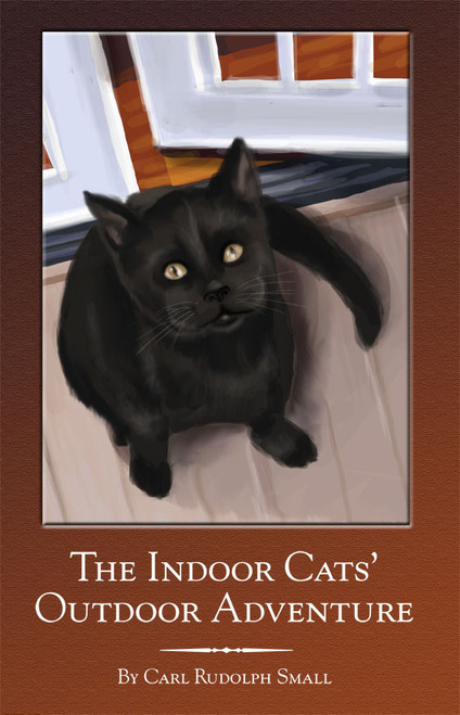 The Indoor Cats' Outdoor Adventure