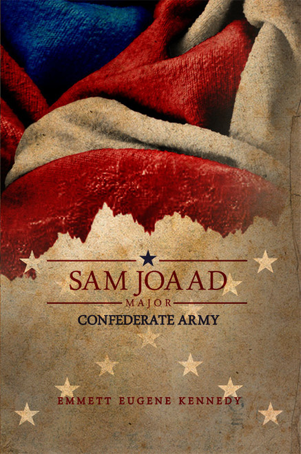 Sam Joaad Major-Confederate Army
