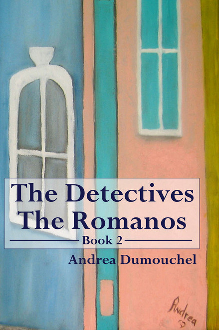 The Detectives:The Romanos: Book 2