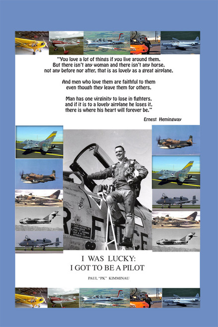 I Was Lucky - eBook