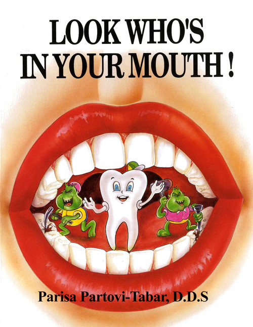 Look Who's In Your Mouth! - eBook