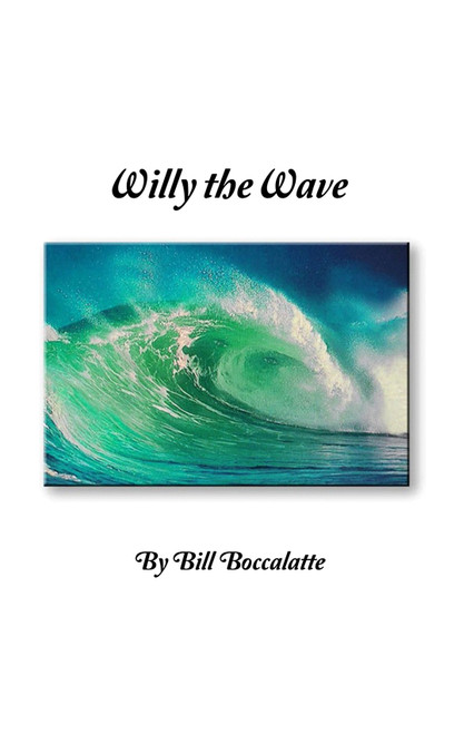 Willy the Wave - eBook