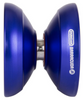 Duncan Barracuda Jr Yoyo side view blue
