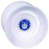 Duncan Pandamonium white with blue yoyo