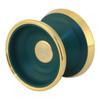 C3 Gamma Crash Yoyo green with gold rings