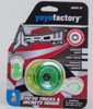 YoyoFactory Yellow Arrow Yoyo