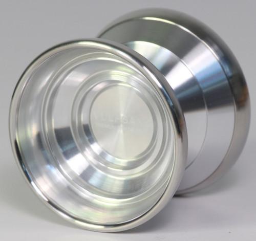 Magic Vulfgang Bi-Metal Yoyo Silver