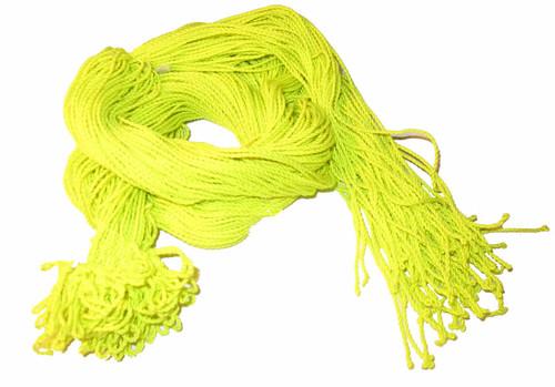 100 Yellow Slick 6 YoYo Strings