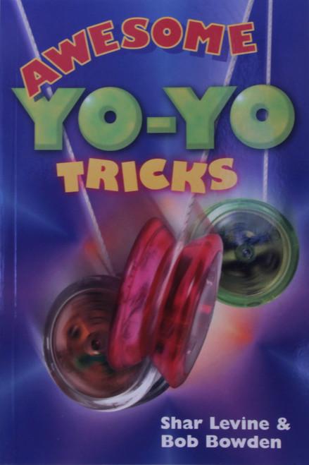 Awesome Yo-Yo Tricks Book