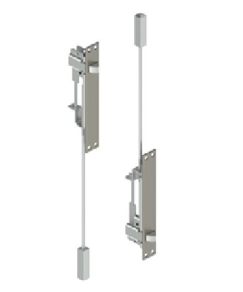 Hager Automatic Flush Bolt 292D - Metal Door
