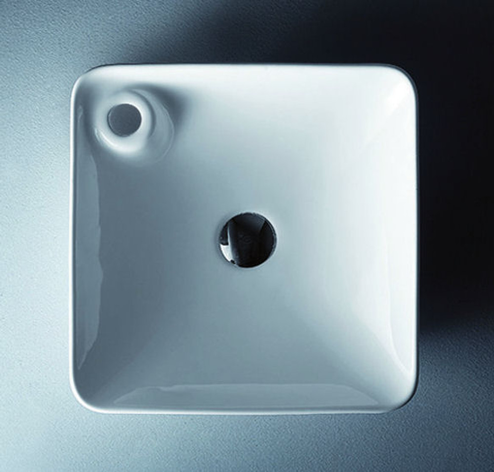 4mm Ultra Slim Ceramic Basin 2190