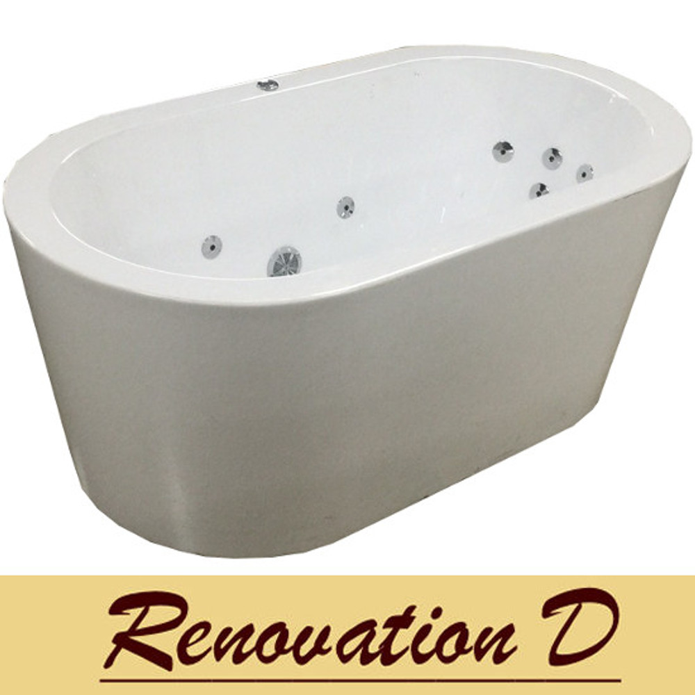 Normandy Oval Freestanding Bath Tub