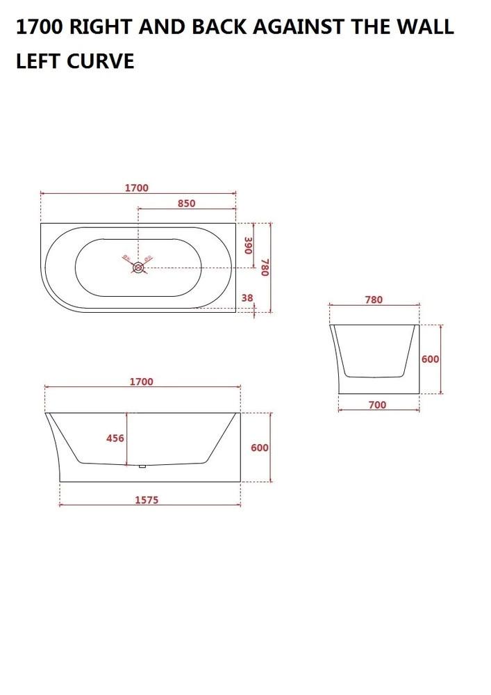 Normandy REGEN Freestanding Bath Tub