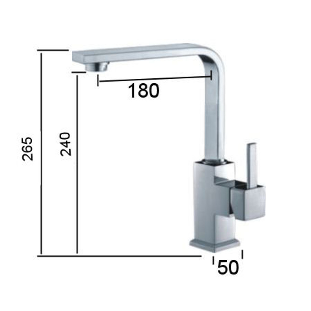 Normandy Coco Tall Basin or Basin Mixer Tap