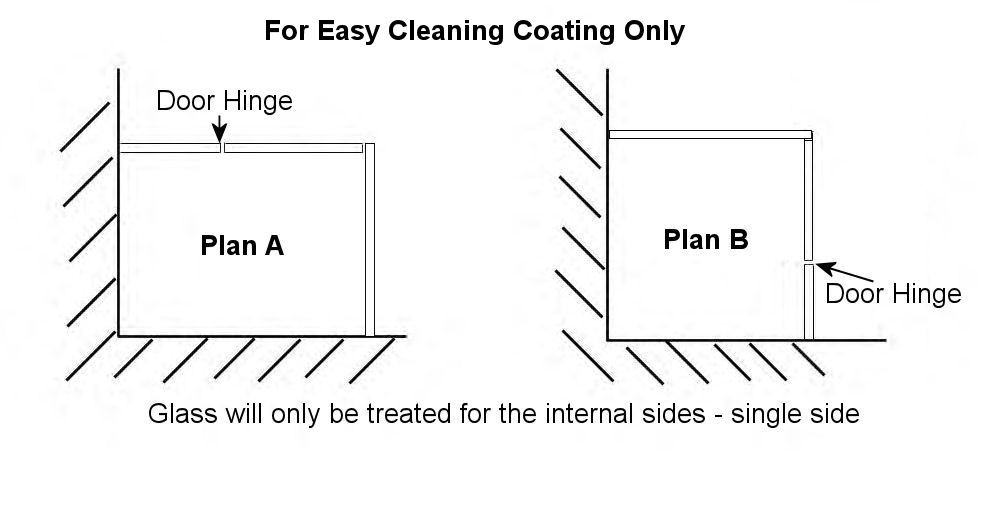 Easy Clean Coating Options