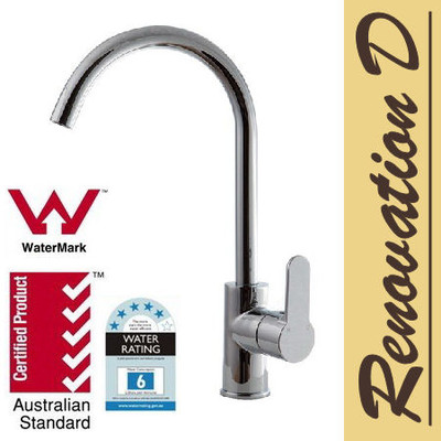 Normandy Royal Basin, Kitchen & Laundry Sink Mixer Tap