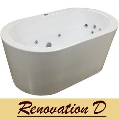 Normandy Oval Freestanding Bath Tub