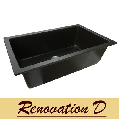 Normandy Granite Sink - Single Bowl 780x475