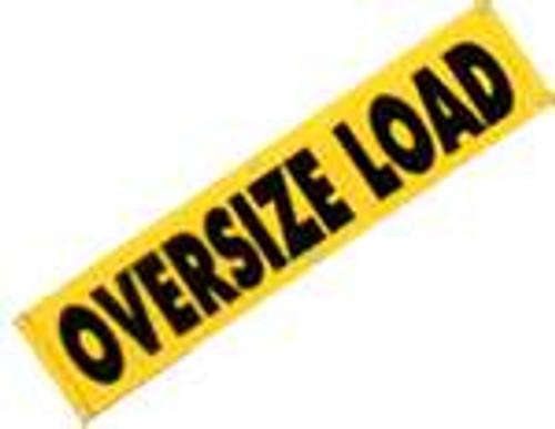 Oversize Sign - Vinyl