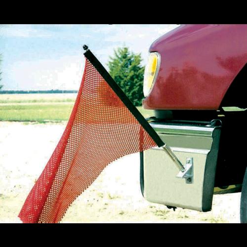 Quick mount Flag & Bracket